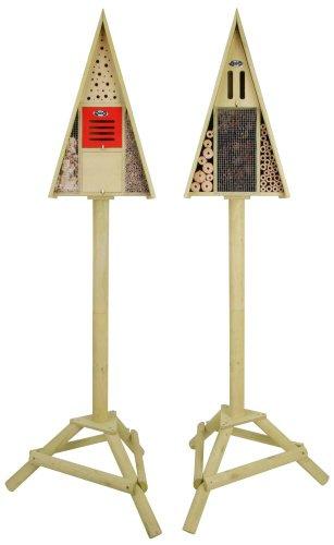 Esschert Design Insect Hotel on Stake in Gift Box by Esschert Design (Image #2)