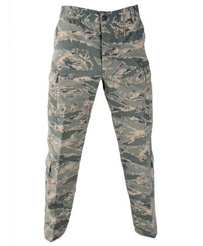Women's Air Force ABU Pants 50/50 Nylon Cotton Twill (4 Regular) (Women Army Uniforms)