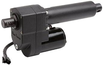 "Warner Linear K2xG05-12v-06 B-Track K2 6"" Stroke Length Rugged Duty Actuator"