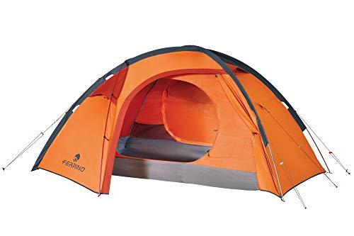 Ferrino Unisex– Adult's Trivor Tent, Orange, 2 People
