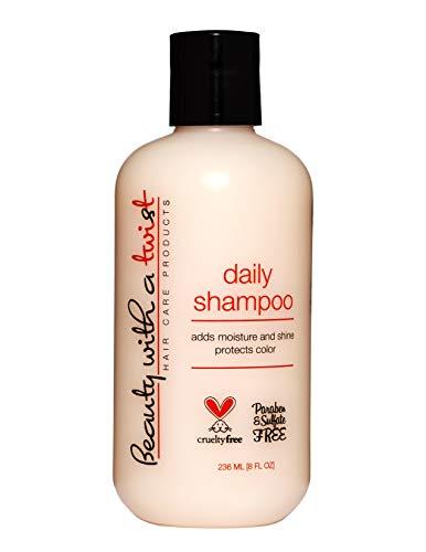 Protective Daily Shampoo - Moisturizing Shampoo Nourishes Hair