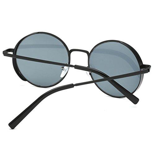 Transer-Twin-Beams-Geometry-Design-Women-Metal-Frame-Mirror-Sunglasses-Cat-Eye-Glasses