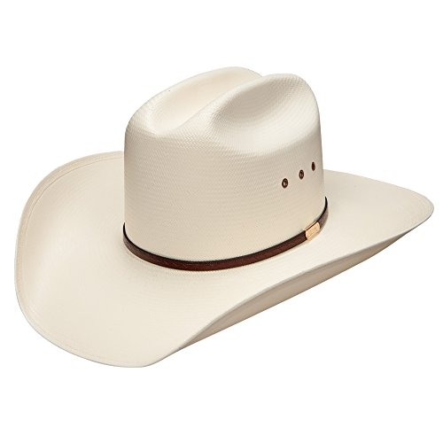Stetson Women's Hats Maddock Comfort Straw Hat Natural 7 5/8 by Stetson