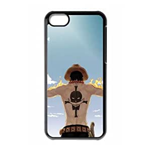 iPhone 5c Cell Phone Case Black ONE PIECE Phone Cases Clear Custom XPDSUNTR26583