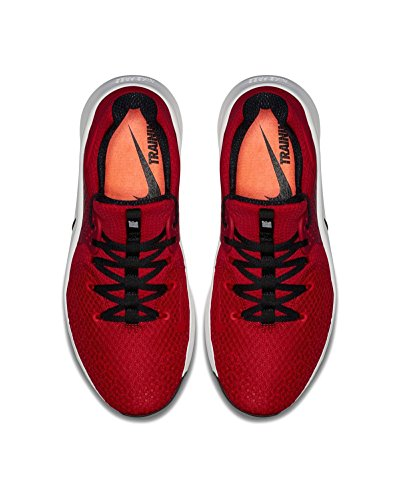 001 university 8 Tr Nike Red Free Sneakers black Basses white Homme Multicolore 0BxPHqwU