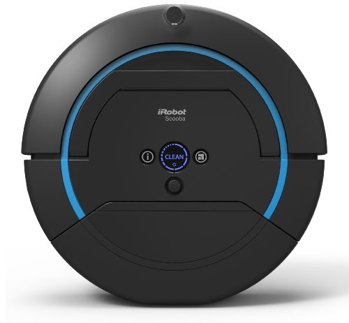 irobot scooba 450 floor scrubbing robot roomba vacuums. Black Bedroom Furniture Sets. Home Design Ideas