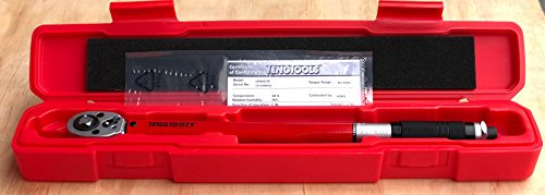 Teng Tools 1/2 Inch Drive Torque Wrench Bi Directional 10-150ft-lb - 1292UAGER by Teng Tools (Image #6)