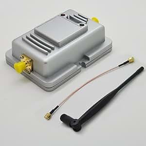 Patuoxun 2W Wifi Wireless Broadband Amplifier Router 2.4Ghz Power Range Signal Booster