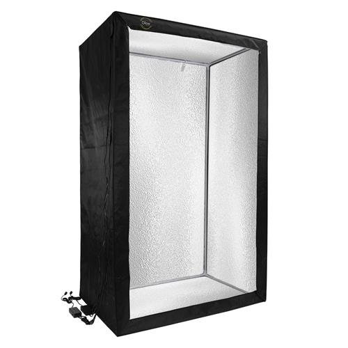 Glow WhiteBox Portable LED Photo Booth (6.5 x 4 x 2.6') by Glow