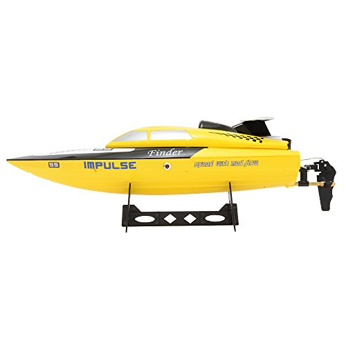 (Hitec Multiplex Japan HIGI SPEED RACING RC BOAT