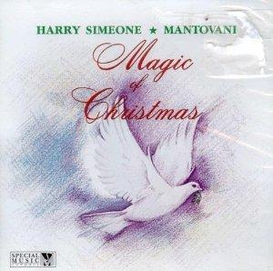 Magic of Christmas (Harry Simeone Chorale Little Drummer Boy Cd)