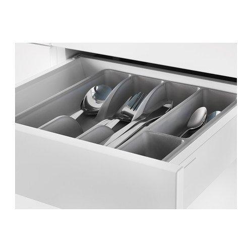 Ikea Flatware Silverware Cutlery Trays (2-pack) 10 X 12 Drawer Insert Smacker