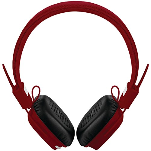 Outdoor Tech Privates Over-the-Ear Headphones Crimson OT1400-C