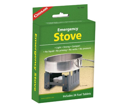 Coghlans Emergency Stove, Outdoor Stuffs