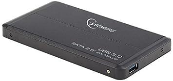 Gembird EE2-U3S-2 - Caja Externa para Disco Duro de 2.5