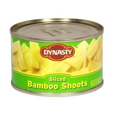 Bamboo Shoot Slice (Bamboo Shoot Slice - 8oz [Pack of 3] by Dynasty)