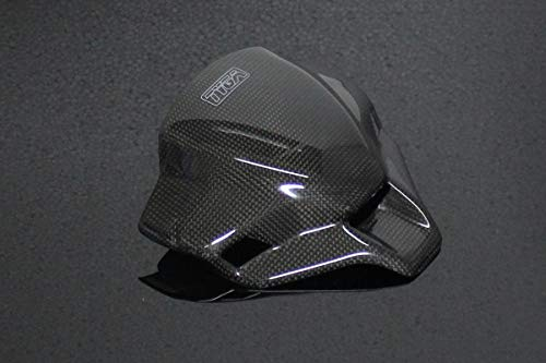 Tyga BPCX-7728 Carbon Fiber Fly Screen Cover for 2017-2019 Honda Grom SF ONLY, BPCX-7728