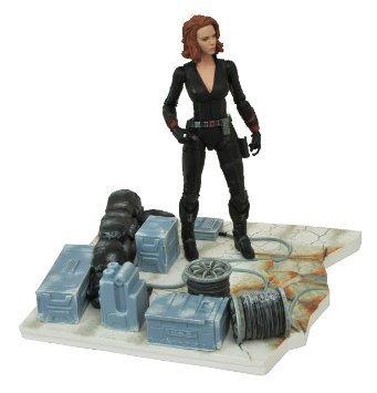 Diamond Select Toys Marvel Select: Avengers Age of Ultron: Black Widow Action Figure by Diamond Select