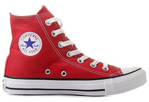 Converse All Star Converse scarpe, M9621 colore: rosso