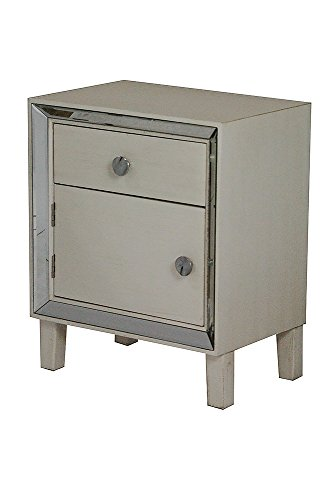 heather-ann-creations-bon-marche-series-1-drawer-single-door-small-space-saving-wooden-cabinet-with-