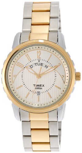 Timex-Empera-Analog-White-Dial-Mens-Watch-TI000E31800