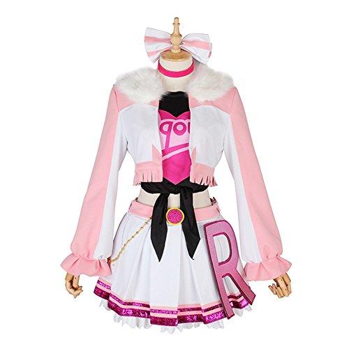 Love Live! Sunshine! Riko Sakurauchi Miracle Wave Cosplay Costume