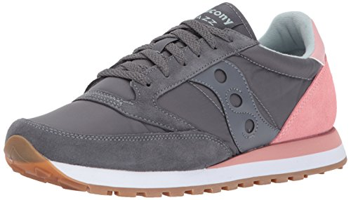 JAZZ baskets SAUCONY Pink femmes Charcoal ORIGINAL basses des 426 S1044 T4Bf4Wc