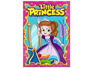 LITTLE PRINCESS Coloring & Activity Book, Case Pack of 48 from Little Princess