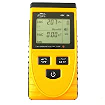 BENETECH GM3120 LCD Display Electromagnetic Radiation Detector EMF Meter Tester the detection of the electric field, magnetic field