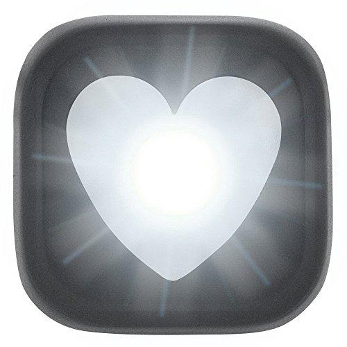 KNOG Blinder 1 Rear Heart Taillight, Black