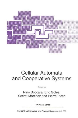 Cellular Automata and Cooperative Systems (Nato Science Series C:)