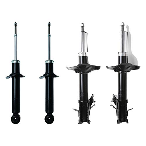 Kit Nissan Sentra Spec - Mgpro New Set of 4 Front + Rear Right+Left Suspension Strut Shock Absorbers Kit For 2002-2006 Nissan Sentra SE-R Spec V Sedan / 2002-2006 Nissan Sentra SE-R Sedan