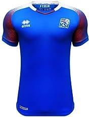 Errea Island Home Heim Wm 2018 heren Voetbalshirt