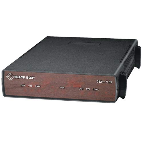 (Black Box IC221C-R3, RS-232 to V.35 Interface Converter Rackmount Card)