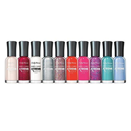 Sally Hansen Xtreme Wear Bright Colors Nail Polish Set