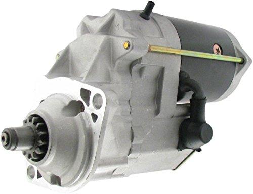 New Premium Starter for Ford F250 F350 F450 F550 Super Duty 7.3L Diesel 1999 - 2003 E350 E450 E550 Econoline Ford F250 F350 F59 7.3L Diesel 1994 - 1997 2280008420 TG2280008420 2446770 2449296 460253 (Super Duty Starter Econoline)