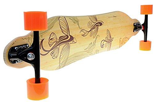 Loaded Boards Vanguard Flex 2 Longboard en bambou