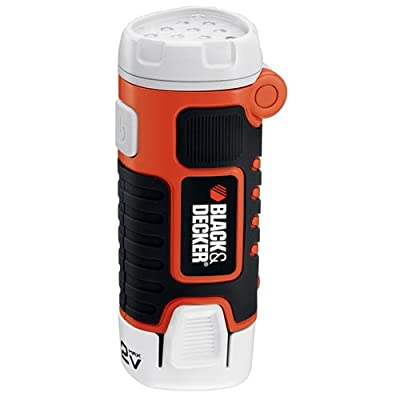 Black & Decker BDCF12 12-Volt Flashlight