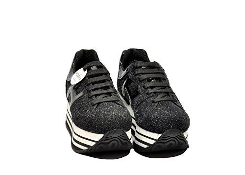 Hogan - Zapatillas de gimnasia para mujer Negro negro negro