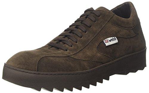 Walsh Midstyle Wrapper Sole, Sneaker a Collo Alto Uomo Marrone (Dk.brown Suede)