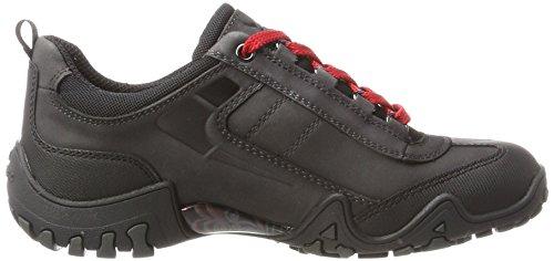 Schwarz Noir EU 38 Tex Fina Running Mephisto by Femme Chaussures Zinc Rouge Black Compétition de Allrounder 7vPOc1v