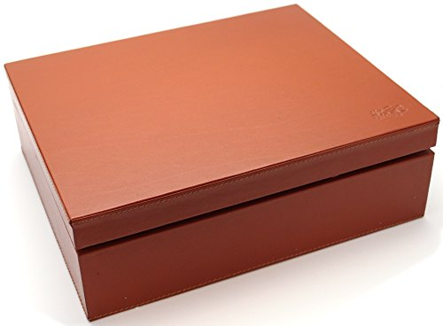 Tan Leather Cigar - 9