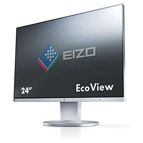 chollos oferta descuentos barato EIZO EV2450 GY Monitor LED de 23 8 Gris 60 cm