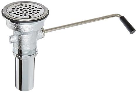 elkay lk25rt brass sink waste fitting drain 2 od x 4. Interior Design Ideas. Home Design Ideas