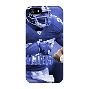Tpu Cases For Iphone 5/5s With New York Giants Black Friday