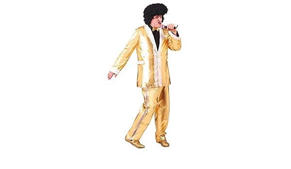 Disfraz de Elvis Presley: Amazon.es: Juguetes y juegos
