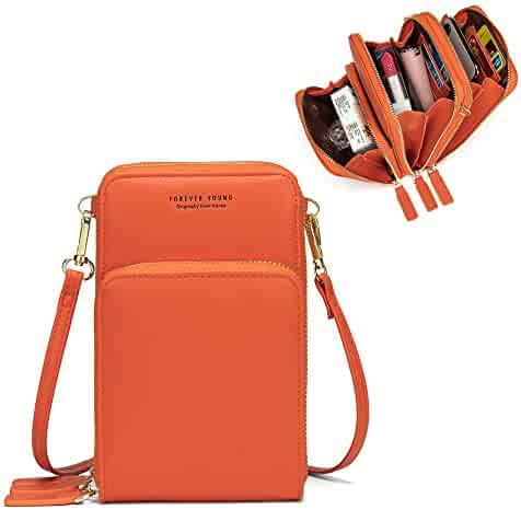 9aeeea9519bc Shopping 3 Stars & Up - Leather - Oranges - Handbags & Wallets ...