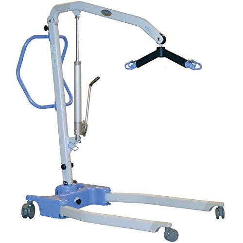 Manual Hydraulic Lift - Hoyer Advance Portable Patient Lift - Hydraulic