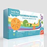 Simply Magic 138 PCS Magnetic Fraction Tiles