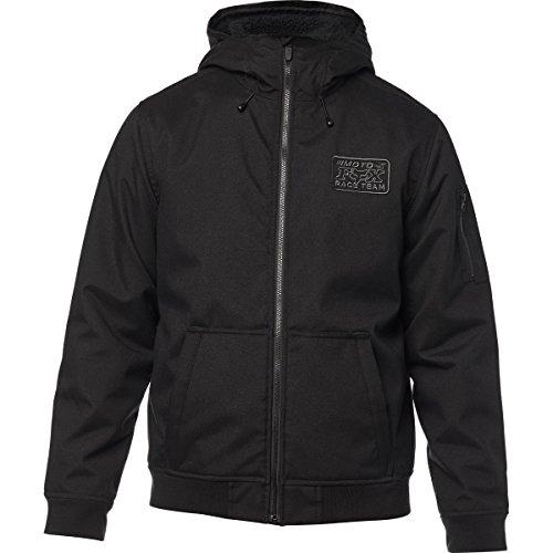 Fox Men's Machinist Jacket, Black M